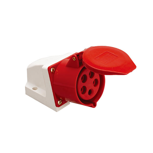 378847-Cable_Accs_Industrial_Wall_Socket_4P