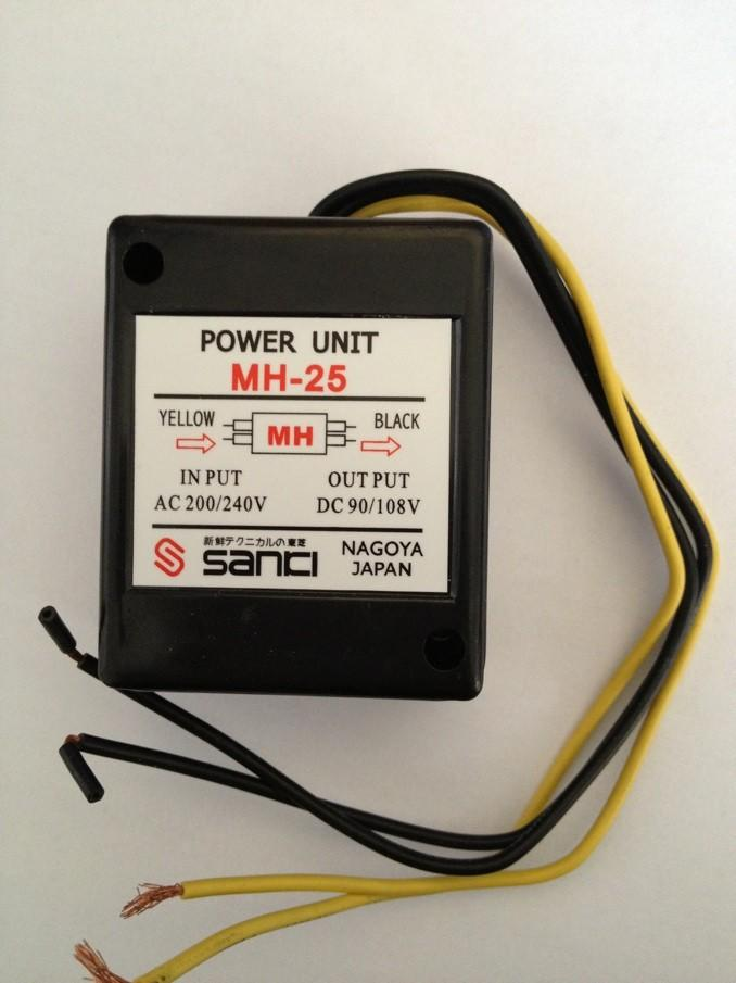 Crane Parts - Power unit MH-25