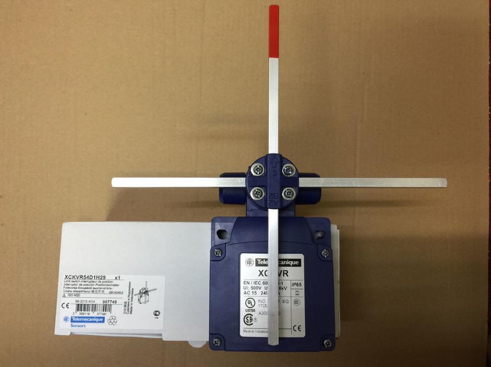 Crane Parts - Schneider Electric Cross Bar Limit Switch XCKVR54D1