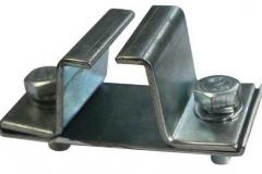 Crane Parts - C-Track Clamp